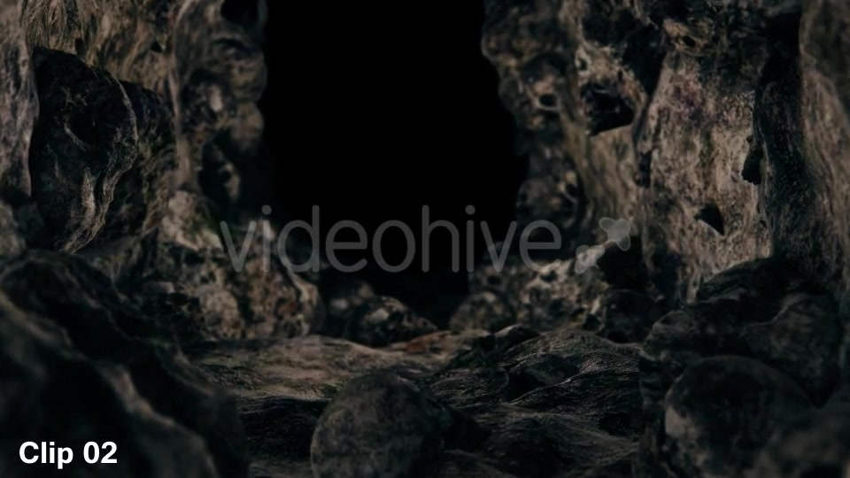 Stone Skulls 02 - Download Videohive 18327923
