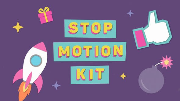 Stop Motion Explainer - Download Videohive 22555939
