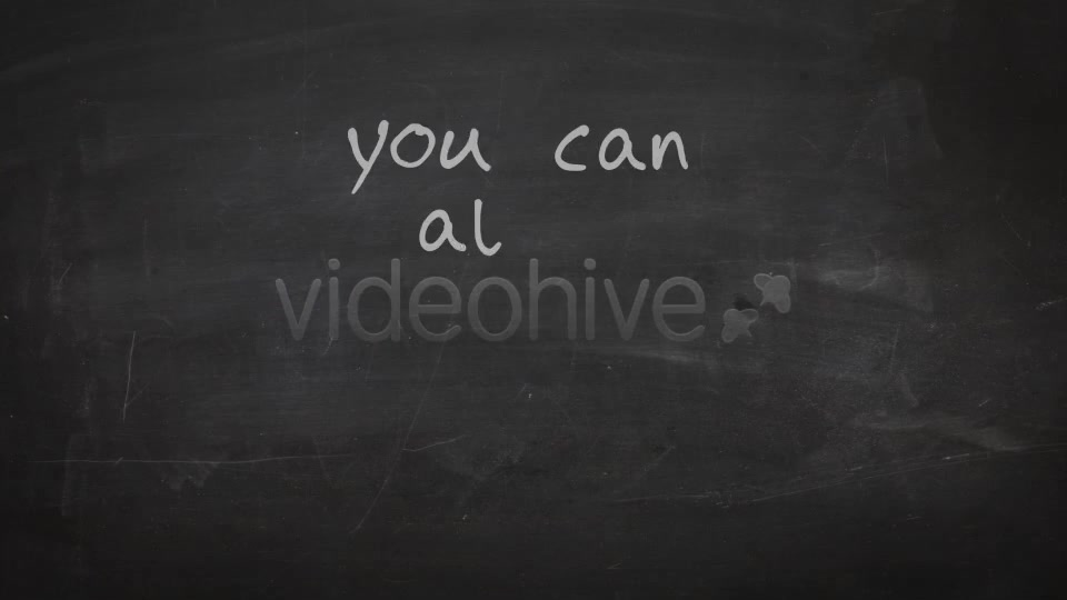 Stopmotion Handwriting - Download Videohive 2544884