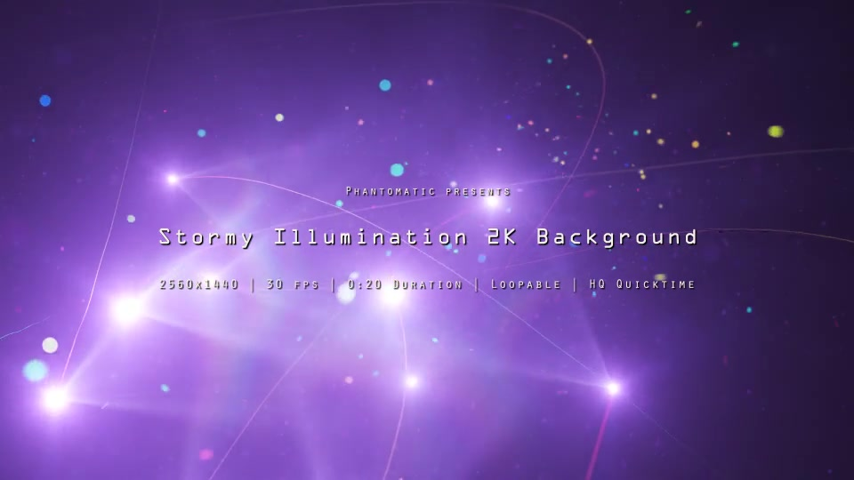 Stormy Illumination 1 - Download Videohive 13506663