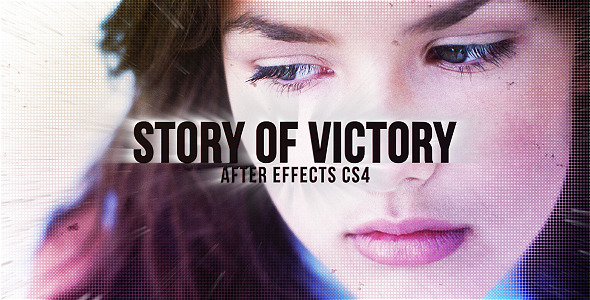 Story Of Victory - Download Videohive 9410374
