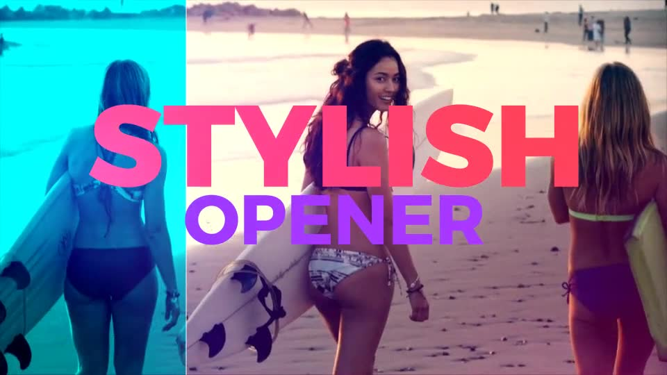 Stylish Opener - Download Videohive 18904498