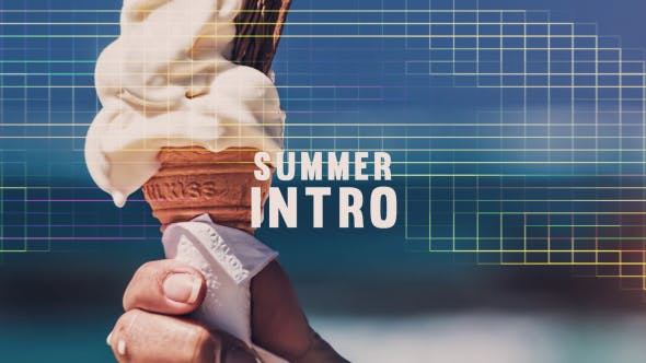 Summer Intro - 16731594 Download Videohive