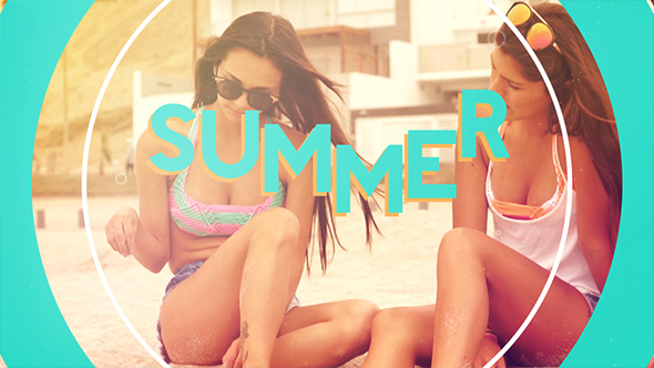 Summer Opener - Download Videohive 17241325