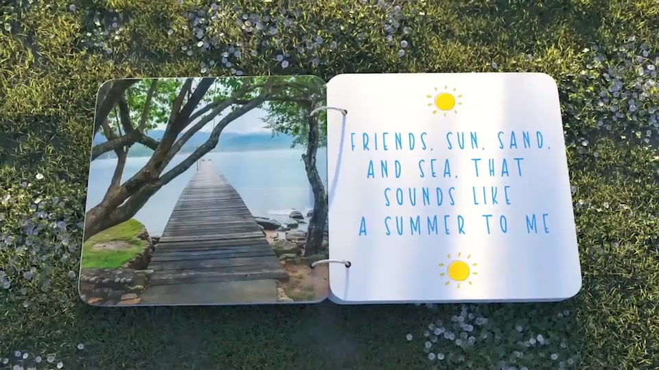 summer photo album videohive 24115694 download quick after