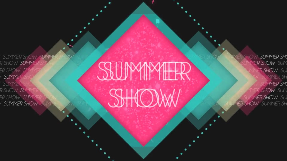 Summer Show Package - Download Videohive 8173528