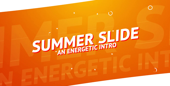 Summer Slide - Download Videohive 19294337