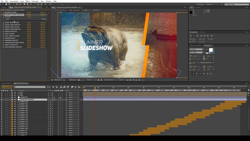 Summer Slideshow - Download Videohive 16665840