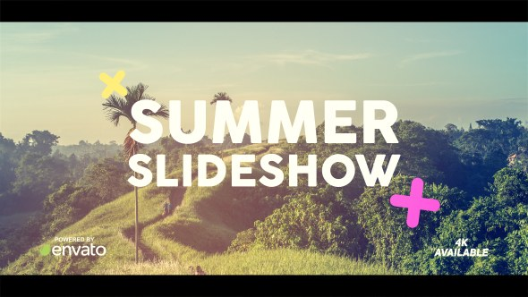 Summer Slideshow - Download Videohive 20012418