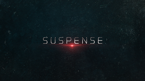 Suspense | Trailer Titles - Download Videohive 20826331
