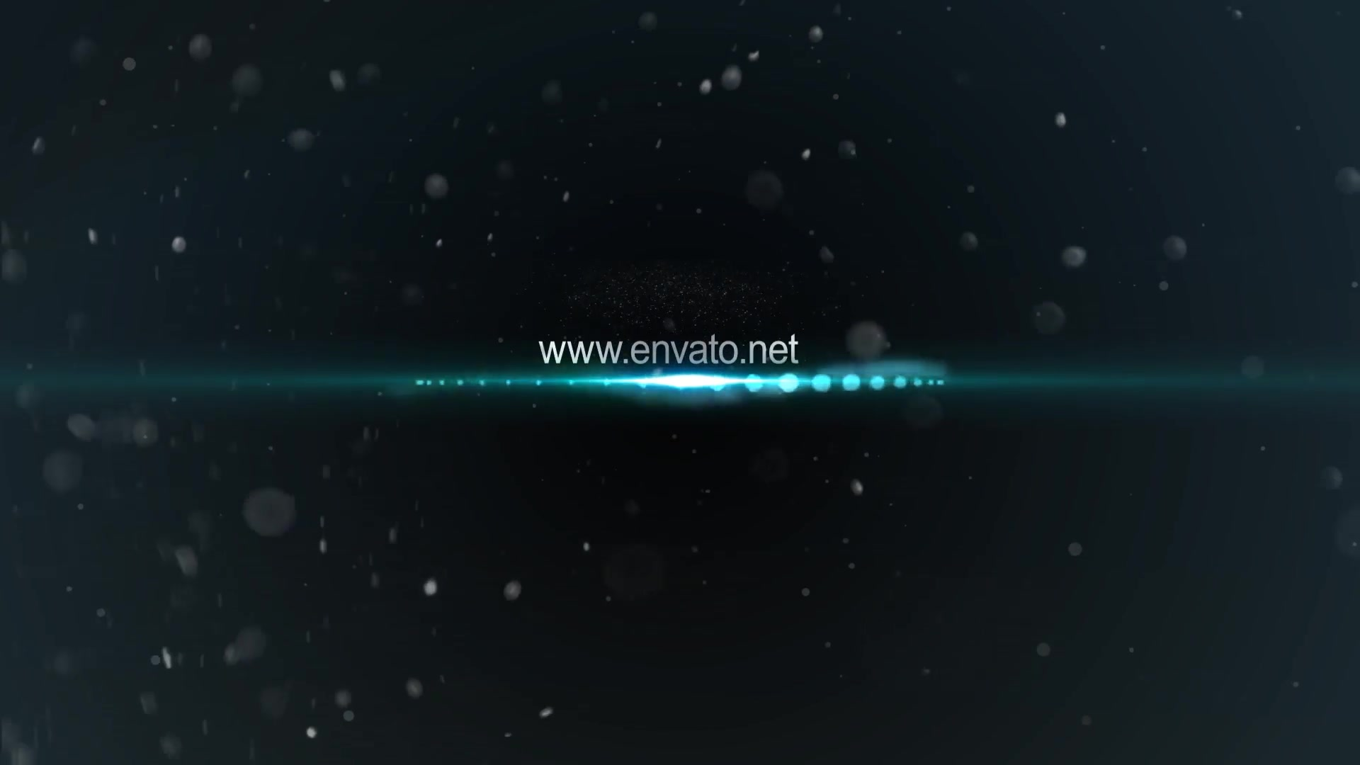 Swarm Particle Logo - Download Videohive 9228235