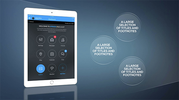 Tablet Presentation Pack - Download Videohive 15242770