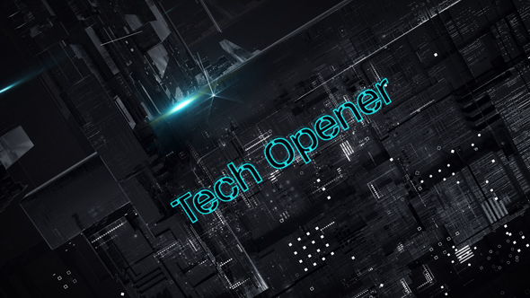 Tech Opener - Download Videohive 20534560