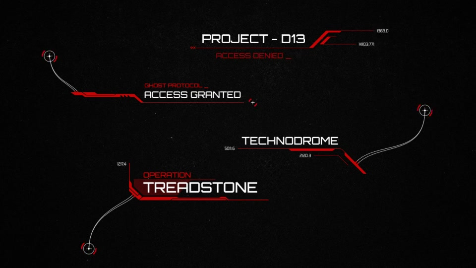 Techno Call Outs 3 - Download Videohive 20403351