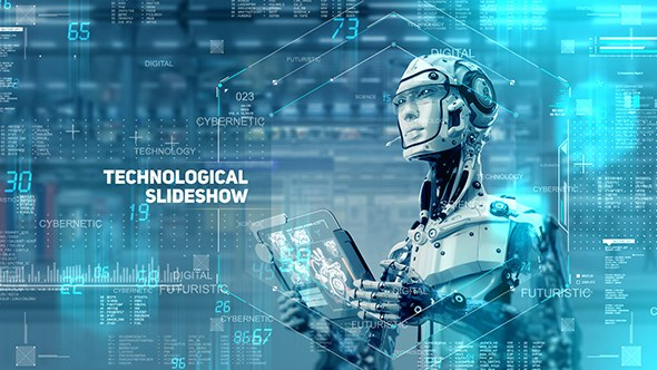 Technological Slideshow - Download Videohive 19764114