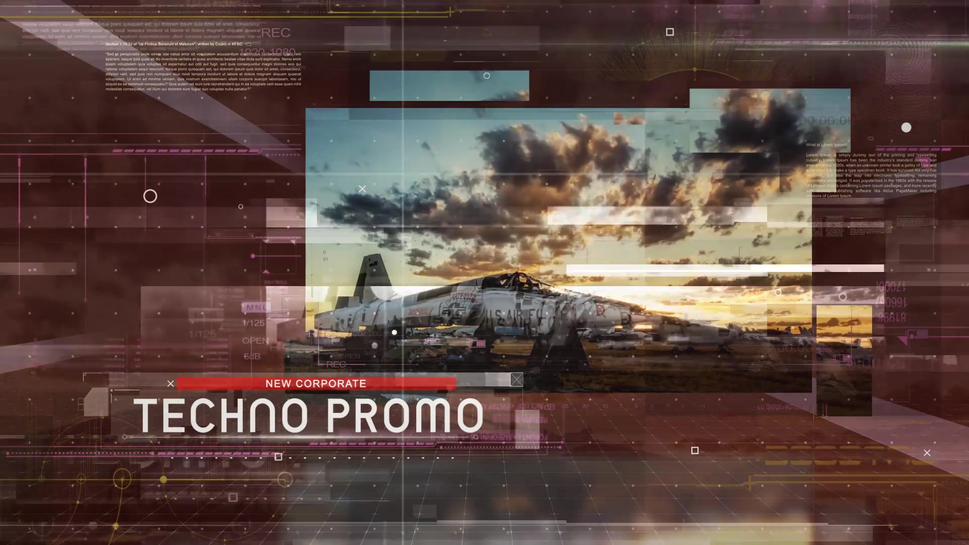 Technology Cinematic Promo - Download Videohive 20714194