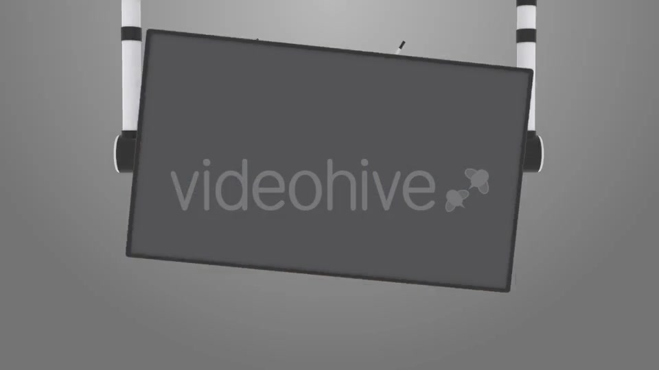 Television Robotic Hand Animation 5 - Download Videohive 9798334