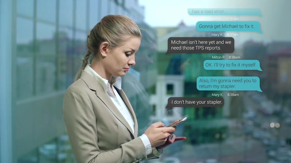 Text Message with Photo and Video Options - Download Videohive 11251793