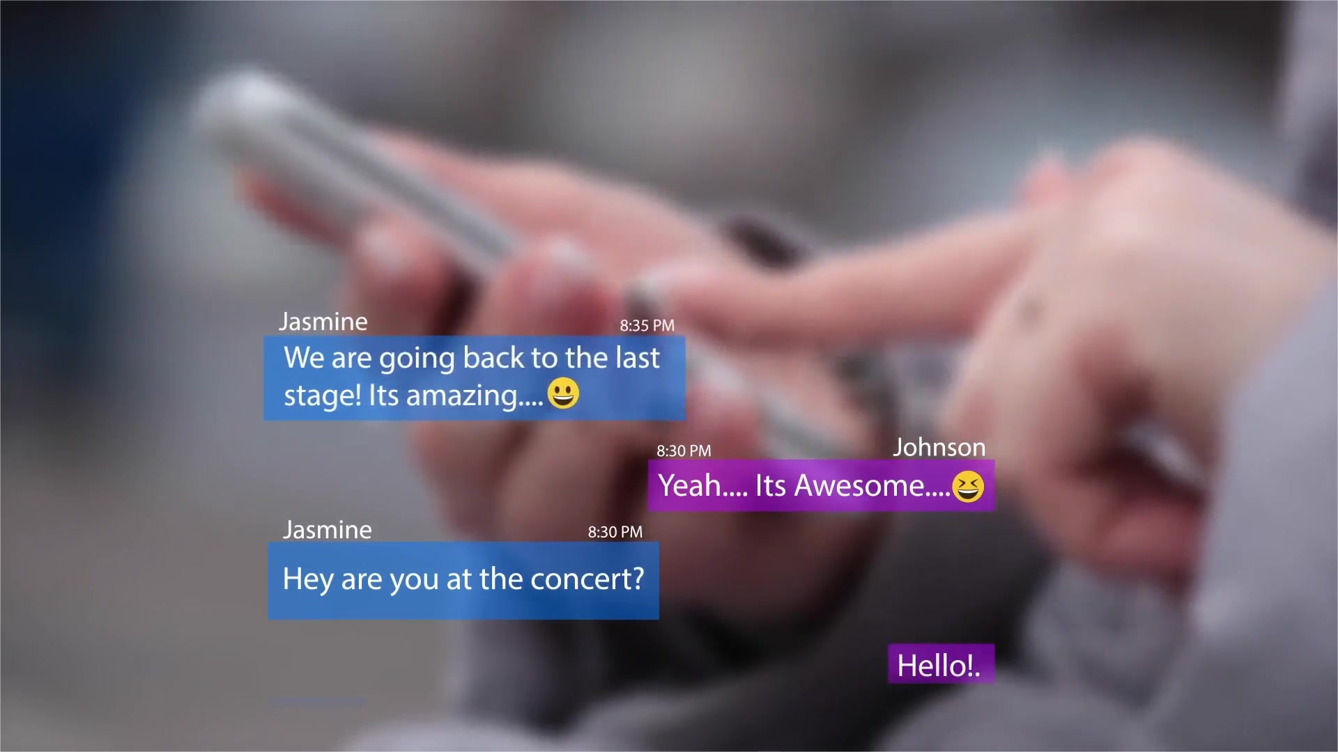 Text Messages | Text Message Kit - Download Videohive 17745292