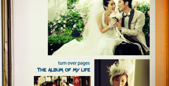 The Album Of My Life - Download Videohive 3523790