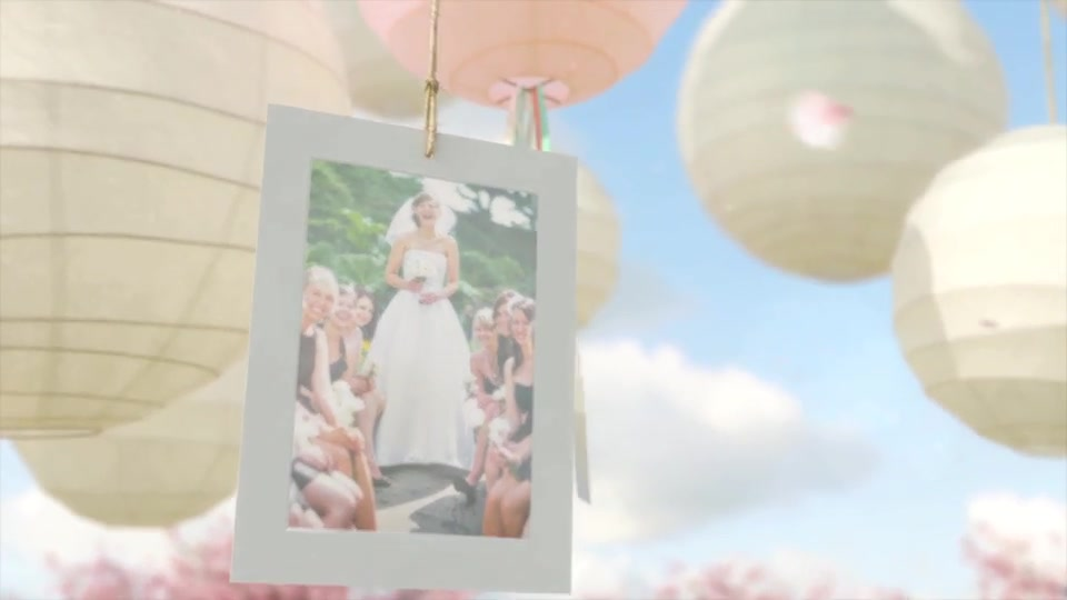 The Blossom Wedding Photo Gallery Slideshow - Download Videohive 14669458