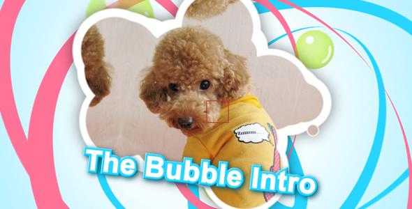 The Bubble Intro - Download Videohive 222178