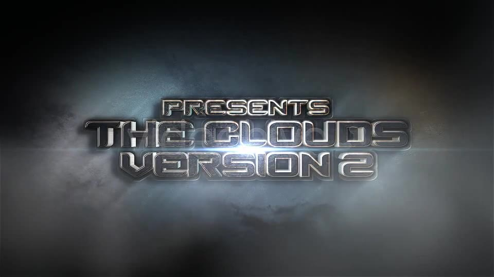 The Clouds 2 (Two Bonus Logo Reveals) - Download Videohive 159284