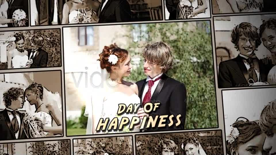 The Day Of Happiness - Download Videohive 4856932