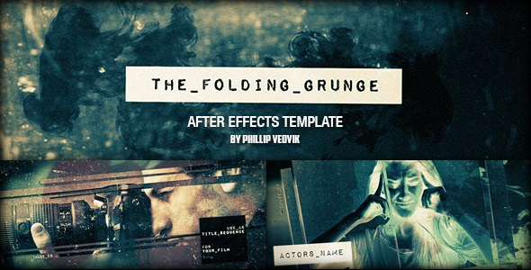 The Folding Grunge - Download Videohive 5545283