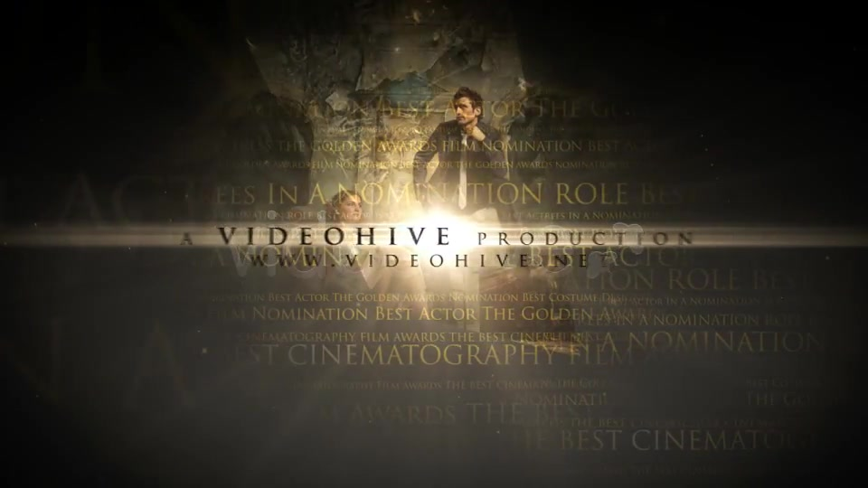 The Golden Awards Package - Download Videohive 3719926