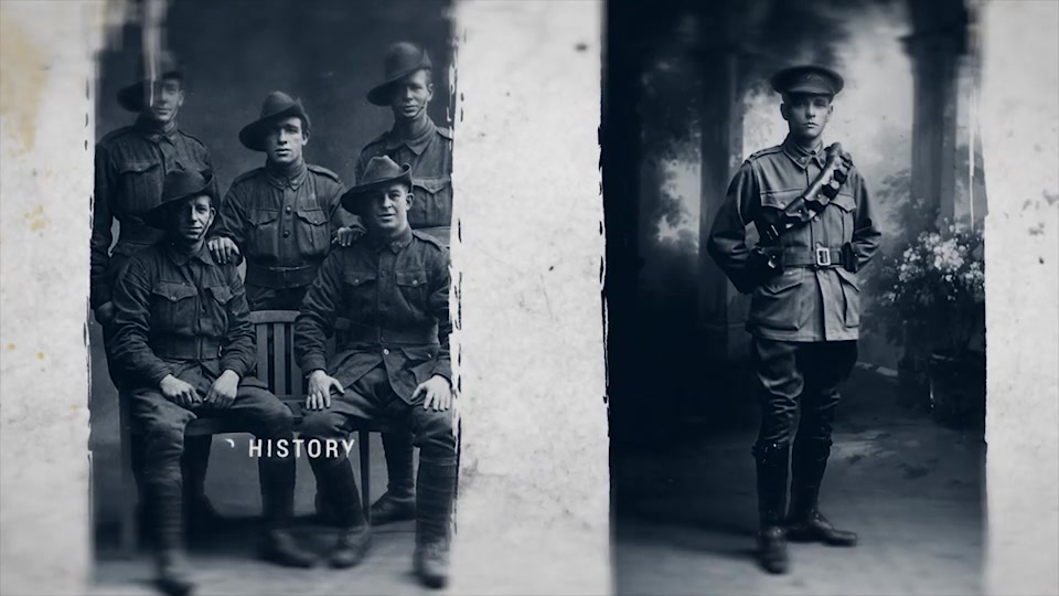 The History - Download Videohive 13436316