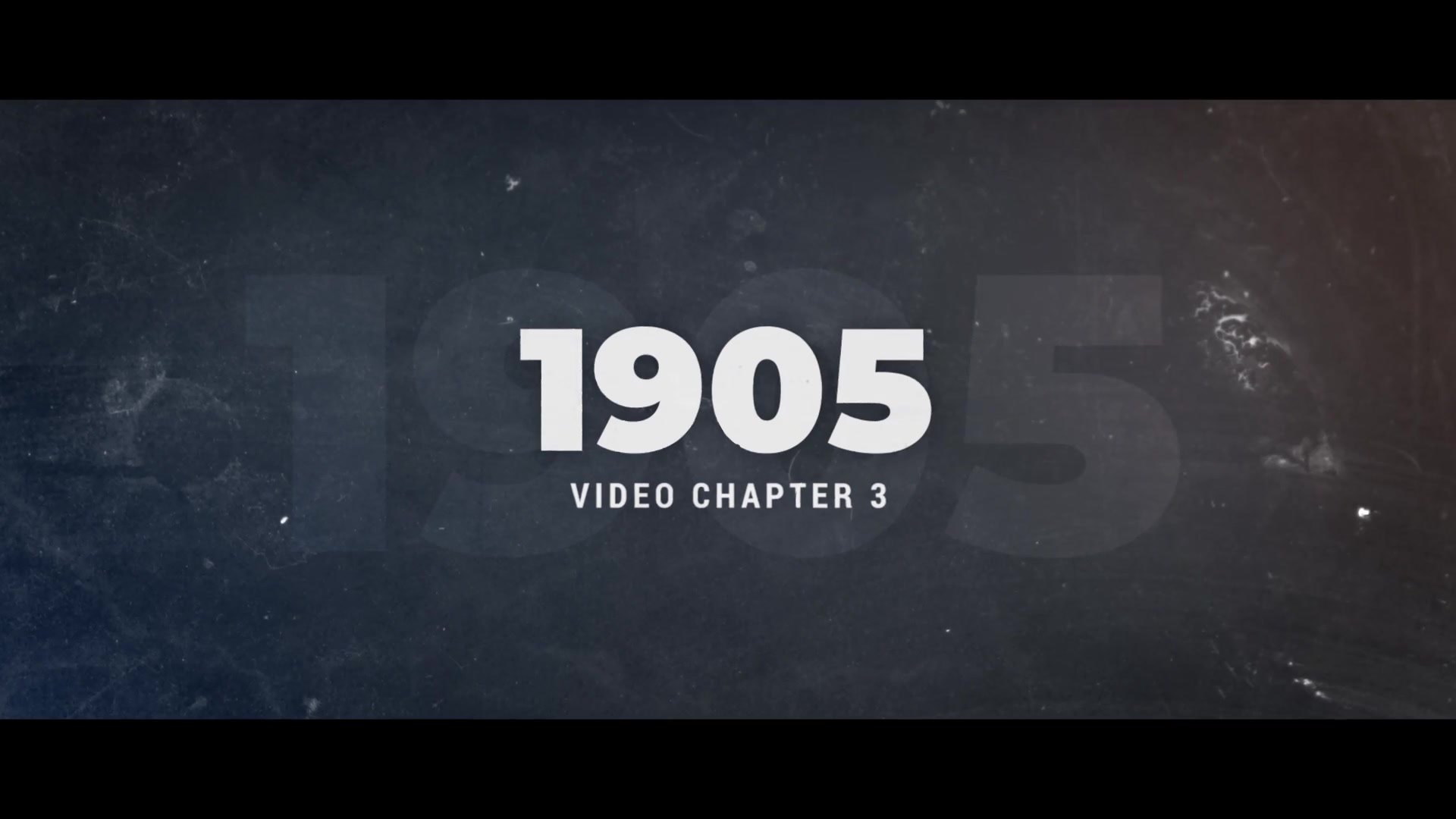 The History Timeline - Download Videohive 21422865