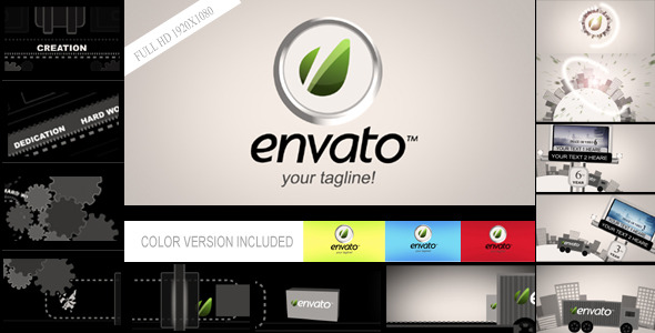 The Journey of Creative Factory - Download Videohive 2080631