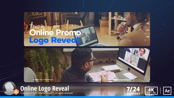 The Logo Reveal - Download 31507148 Videohive