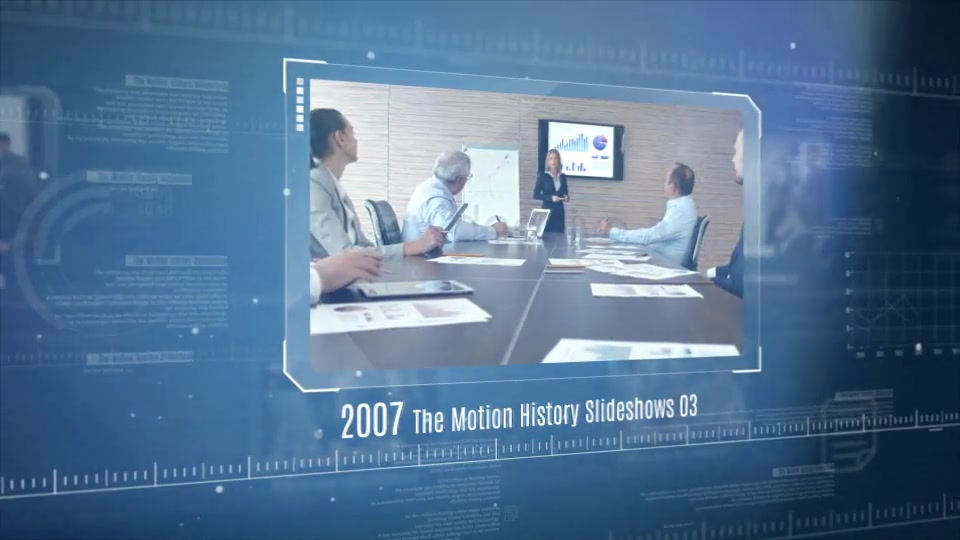 The Motion History Slideshows - Download Videohive 18610823