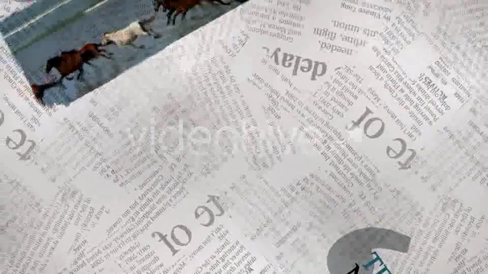 The Newspaper Project Videohive 163193 After Effects Image 10