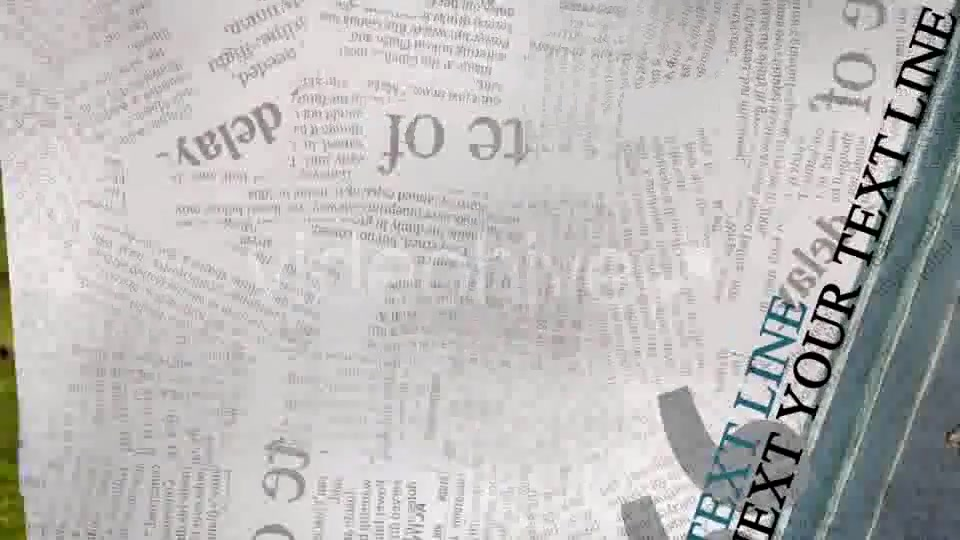 The Newspaper Project Videohive 163193 After Effects Image 11