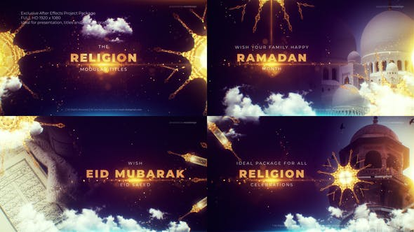 The Religious Show - Videohive 31321230 Download