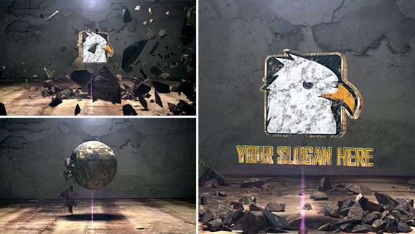 The Spherical Rock Logo - Download Videohive 5816063