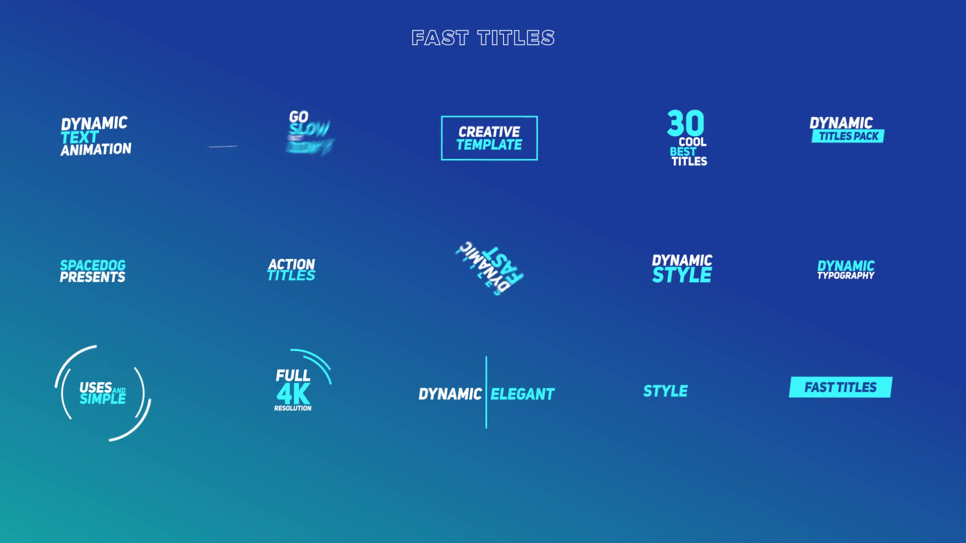 The Titles Pack - Download Videohive 20211743