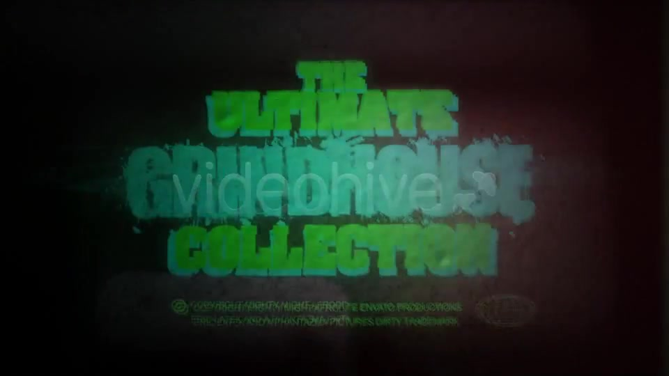 The Ultimate Grindhouse Collection V1 - Download Videohive 1335948