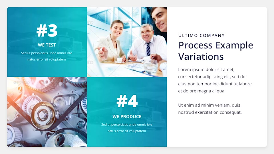 The Ultimo Corporate Presentation Pack - Download Videohive 21184756