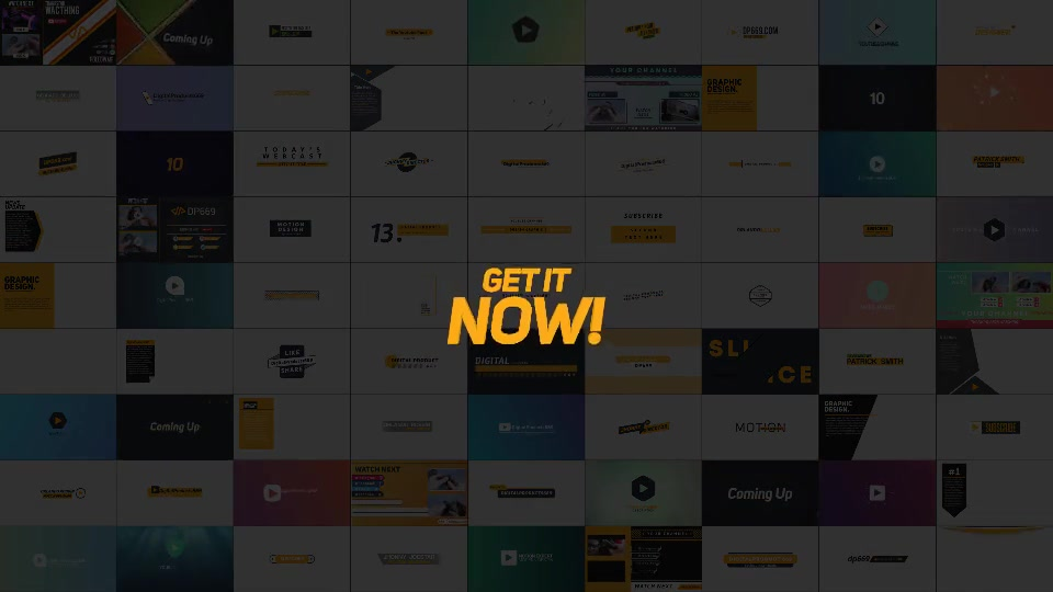 The YouTuber Pack 3.0 - Download Videohive 14665678
