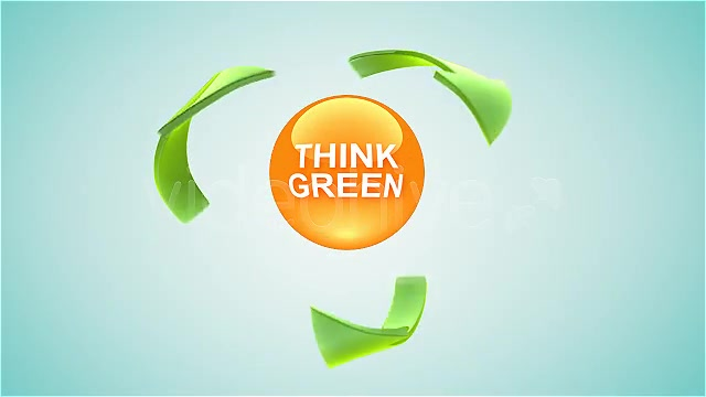 Think Green - Download Videohive 1581150