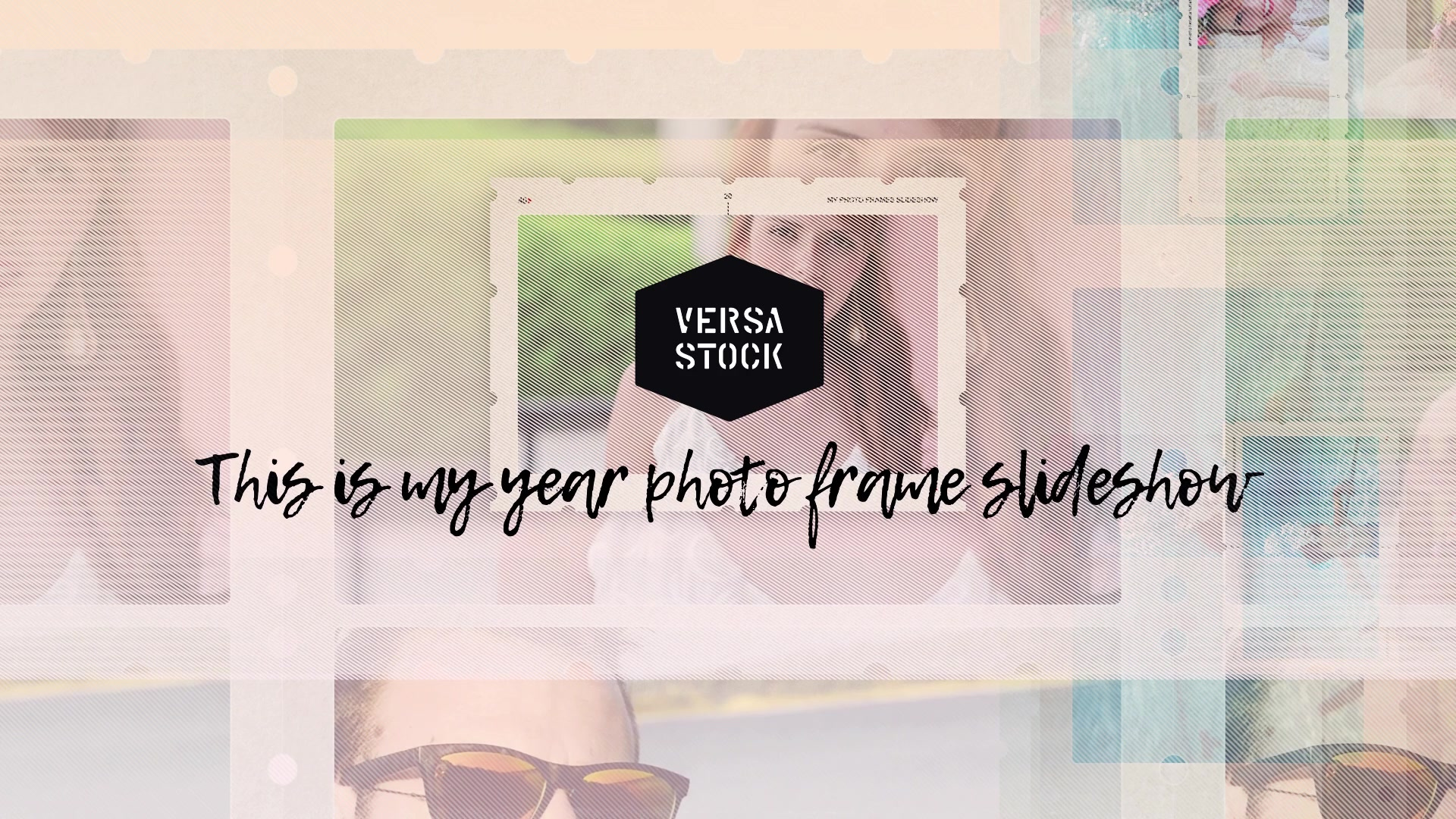 This Is My Year | Photo Frames - Download Videohive 20442273