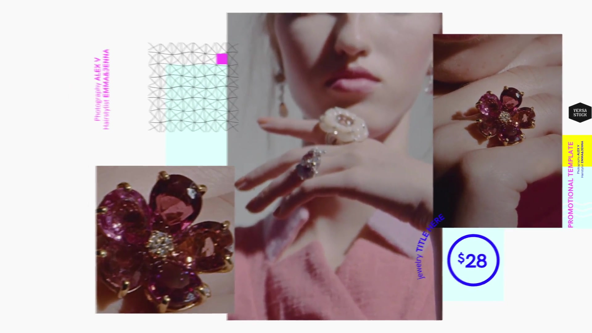 Three Shades of Fashion | Promo - Download Videohive 19791218