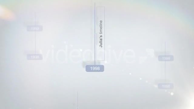 Timeline Story - Download Videohive 2601481