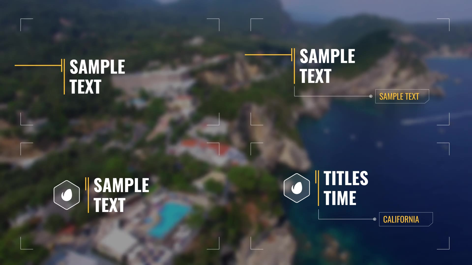 Titles / Call Outs / Lower Thirds BUNDLE - Download Videohive 20277694