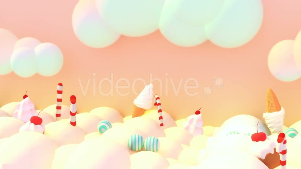 Toon Sweet Candy World - Download Videohive 16536205