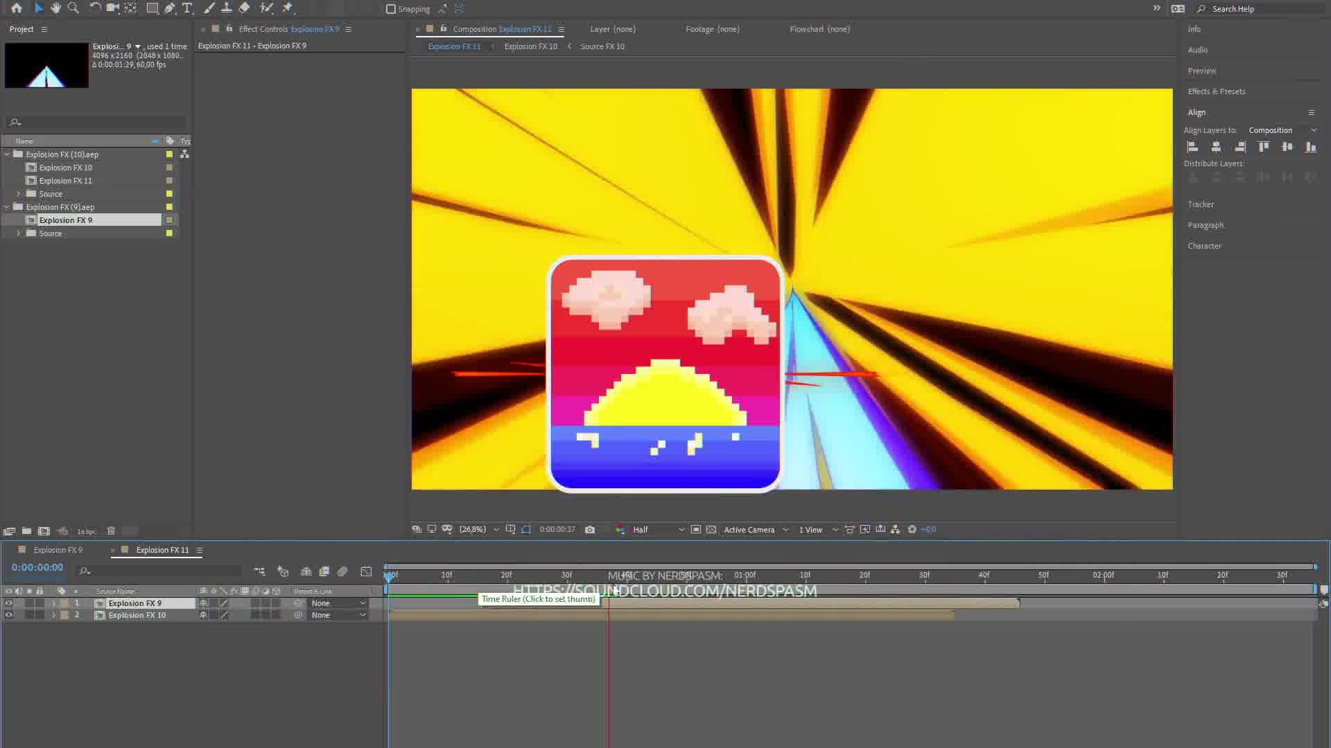 Toonhead (Explosion FX Set 1) Videohive 26141570 After Effects Image 11